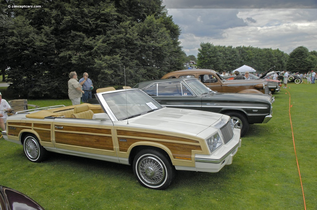 1985 Chrysler Lebaron History Pictures Value Auction S Research And News