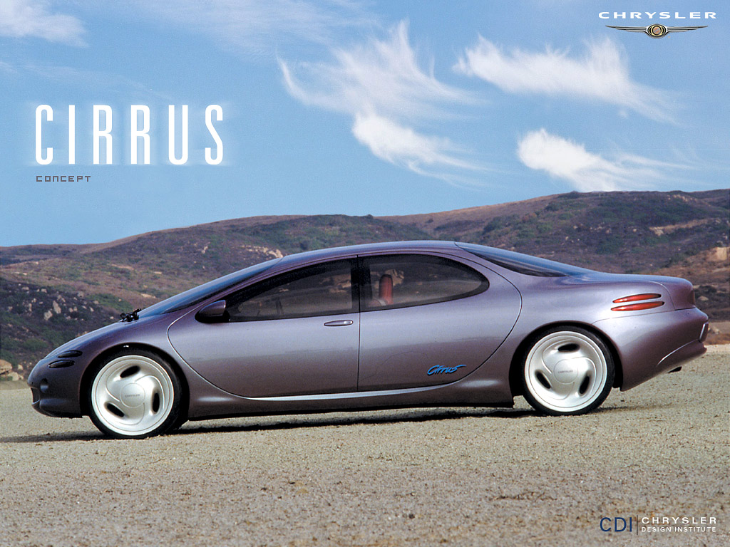 1992 Chrysler Cirrus Concept pictures and wallpaper