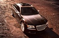 2012 Chrysler 300 Luxury Series image.