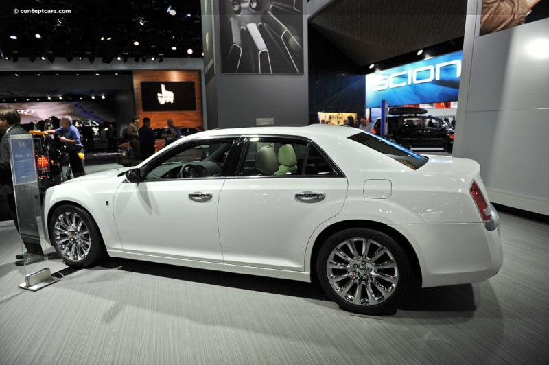2013 Chrysler 300 Motown Edition Image Photo 1 Of 23