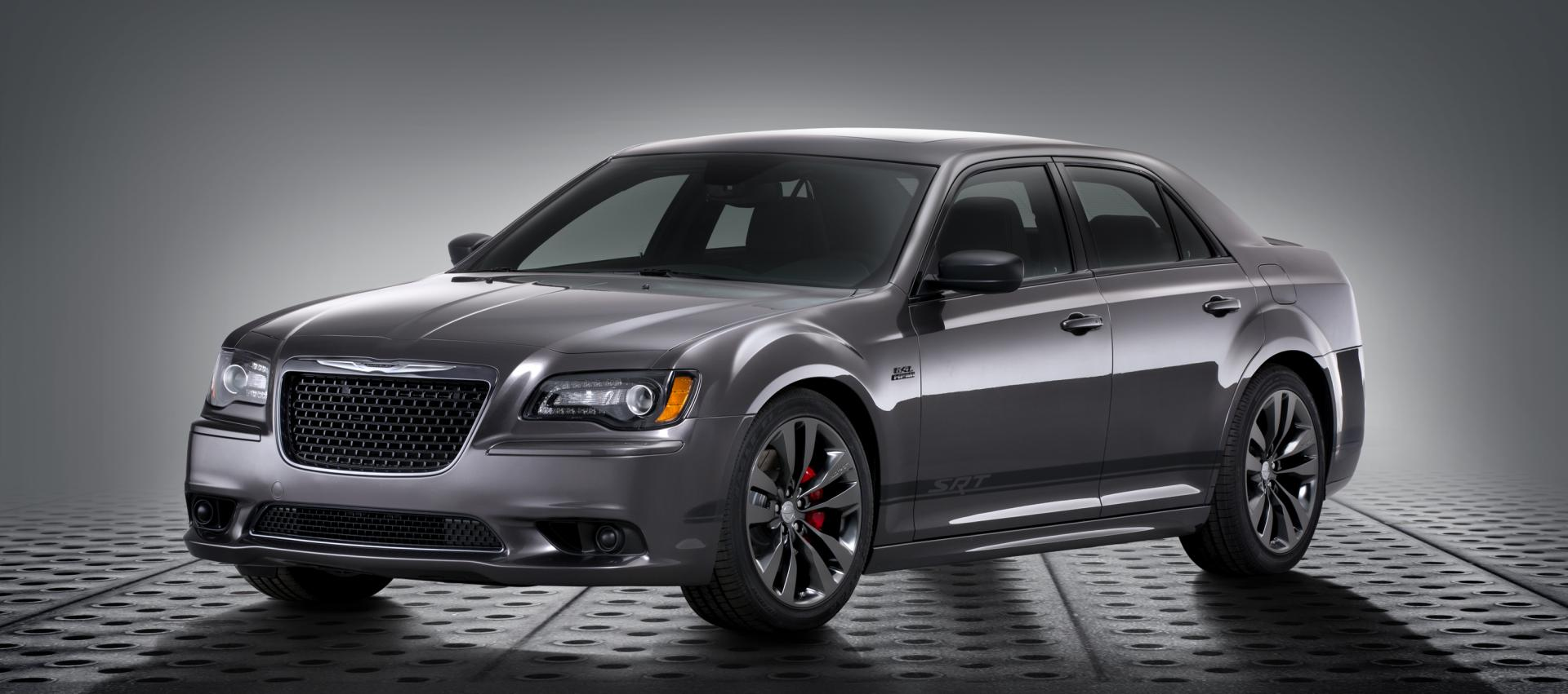 Grand Wagoneer 2017 >> 2014 Chrysler 300 SRT Satin Vapor Edition - conceptcarz.com