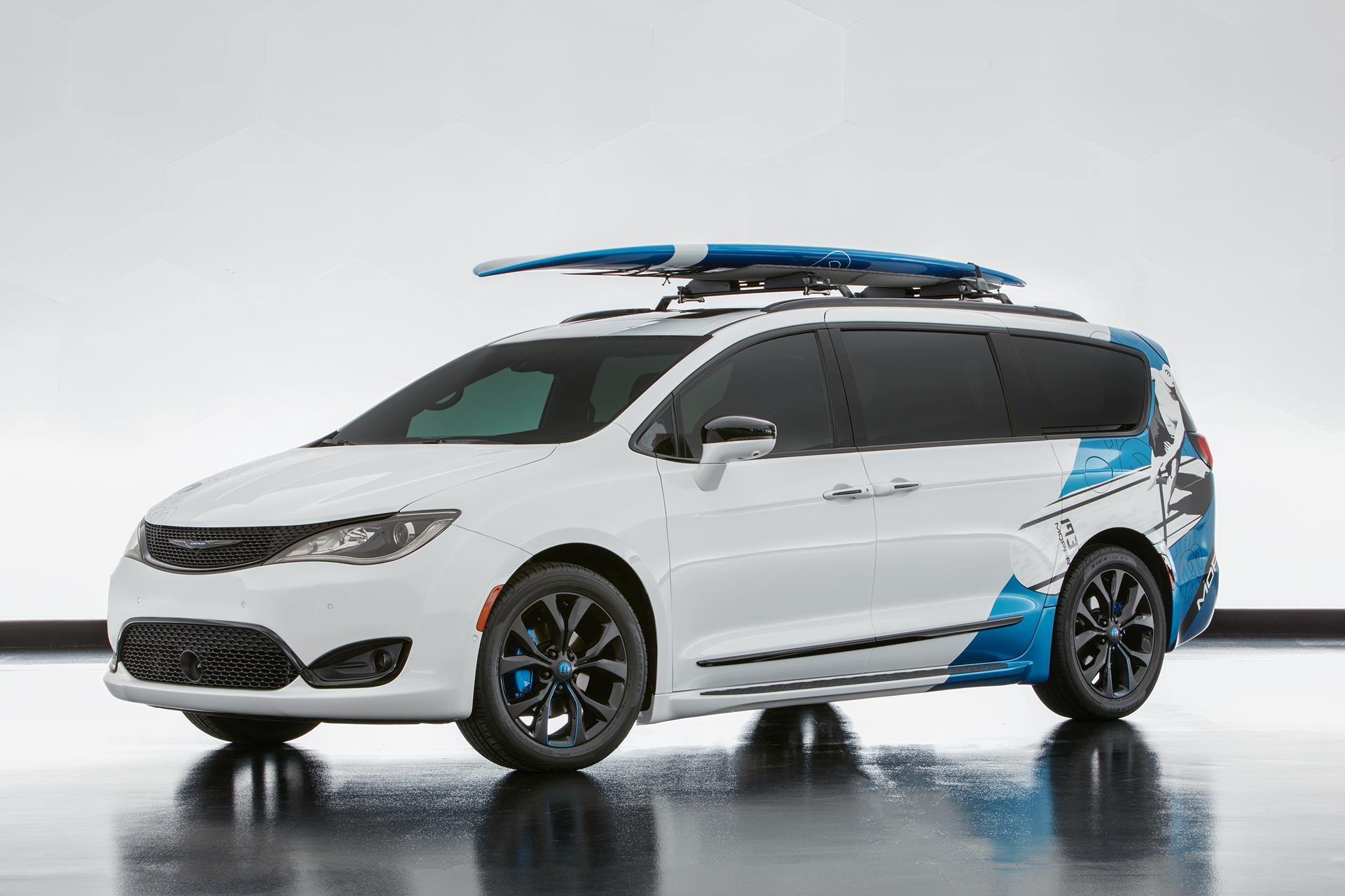 2016 Chrysler Pacifica Cadence News and Information ...