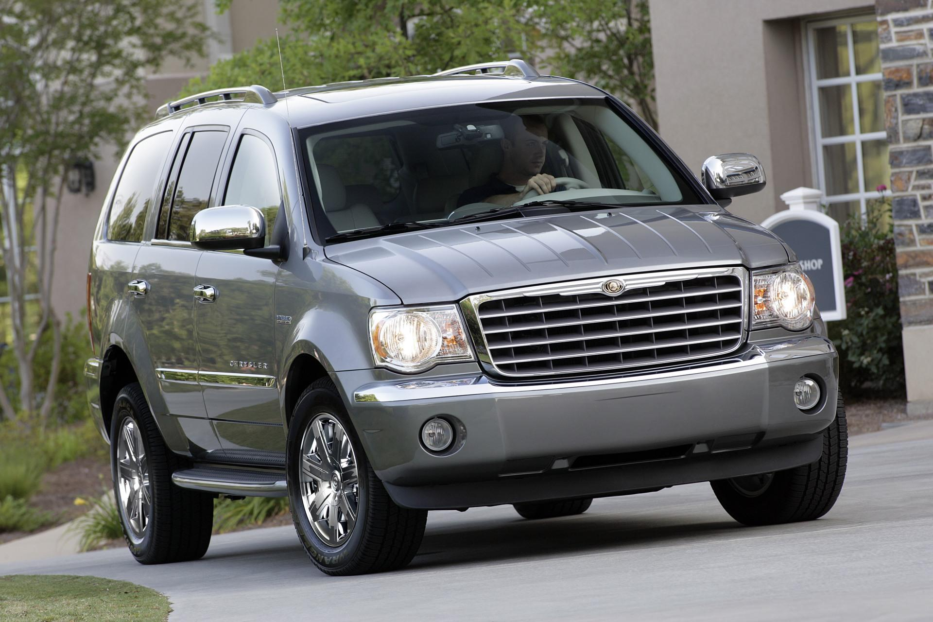 2009 Chrysler Aspen Hybrid News And Information