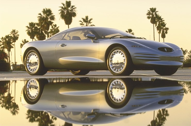 1993 Chrysler Thunderbolt Concept Image Photo 13 Of 16