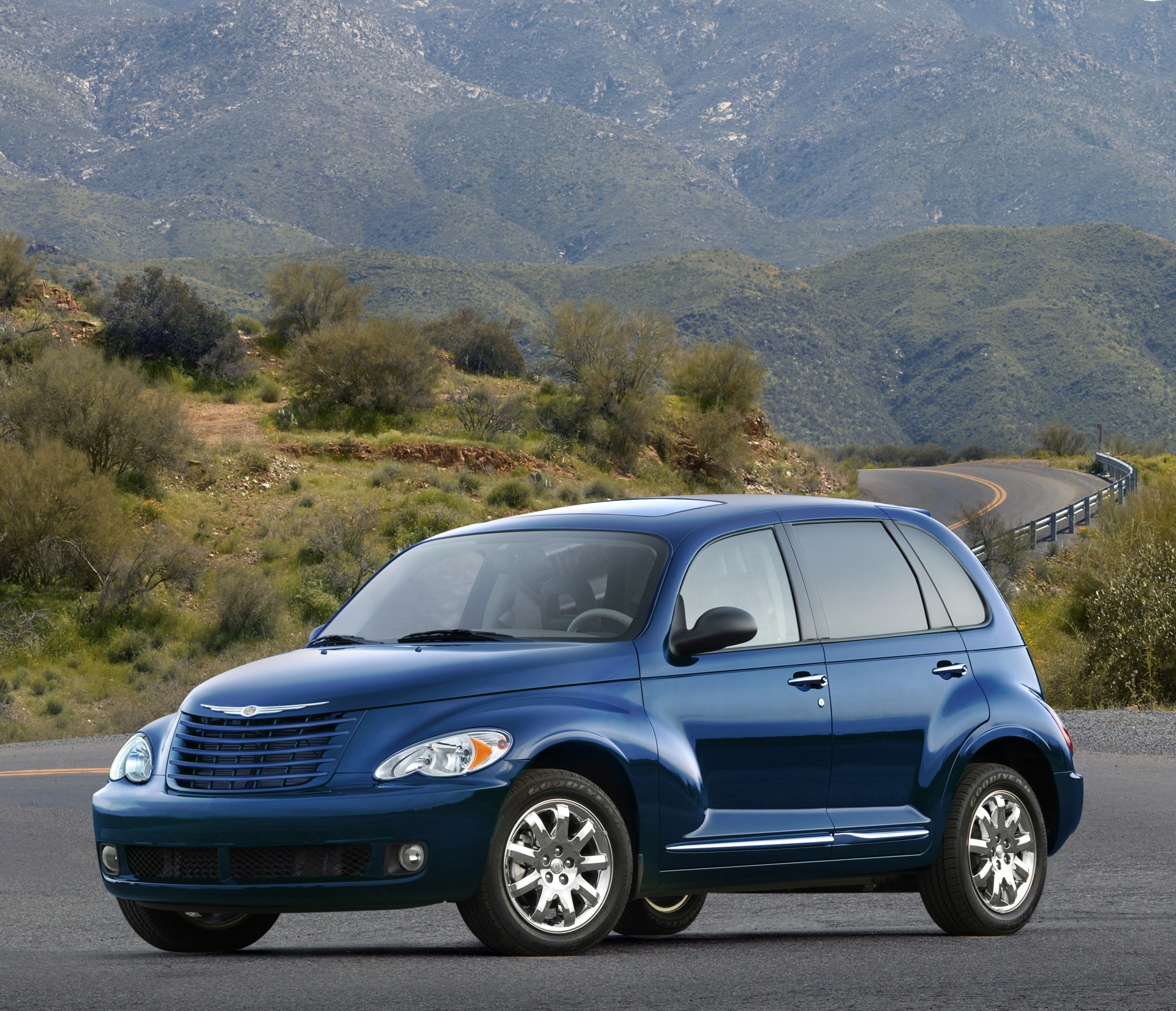 2008 Chrysler Pt Cruiser News And Information