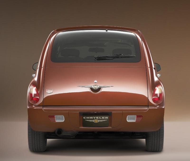 2008 Chrysler PT Cruiser News And Information