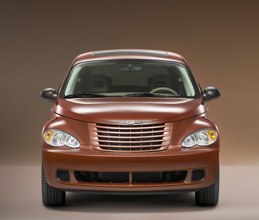 Auction Results And Sales Data For 2008 Chrysler PT Cruiser