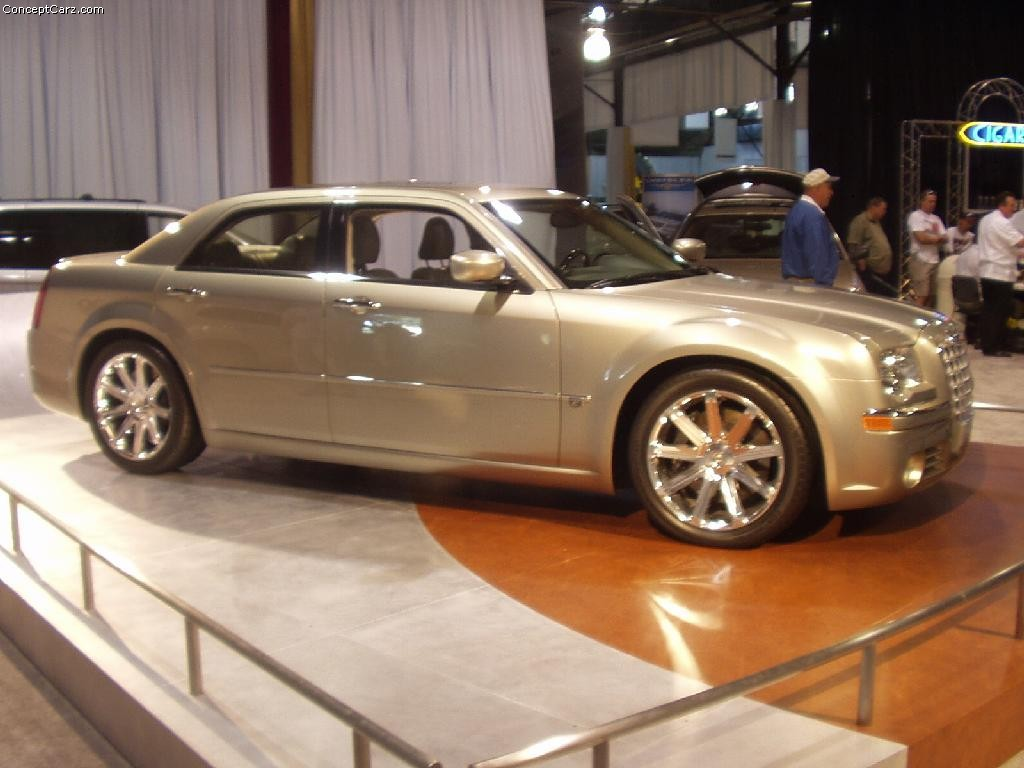 Chrysler >> 2003 Chrysler 300 Hemi C Image. Photo 19 of 26
