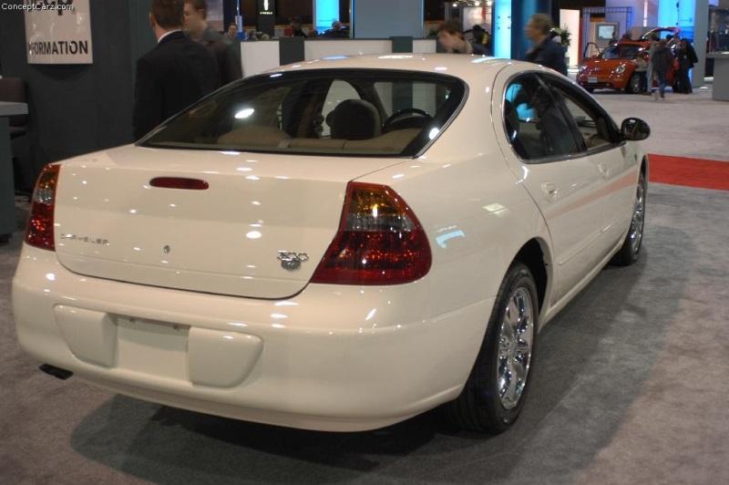 chrysler 300m 2003