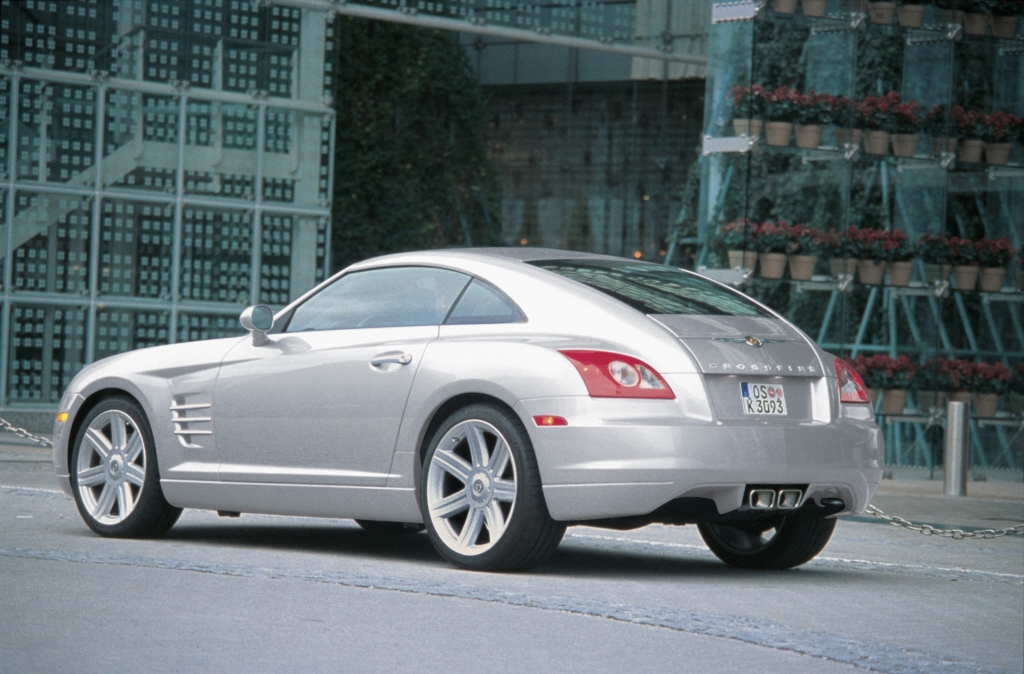 2008 Chrysler Crossfire News And Information Conceptcarz Com