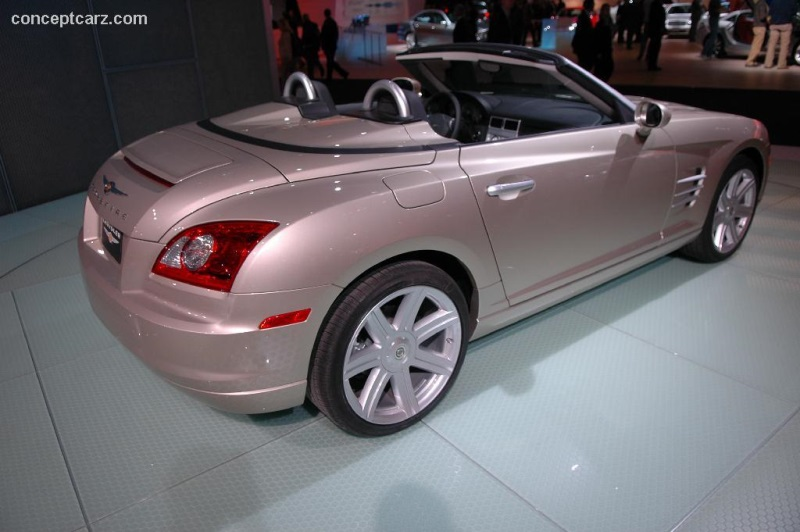 2006 Chrysler Crossfire