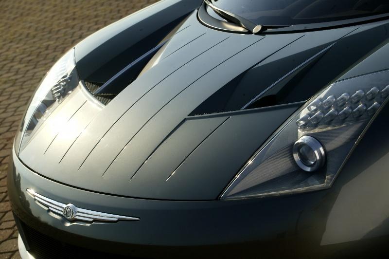 2004 Chrysler Me412 Concept History Pictures Value Auction Sales