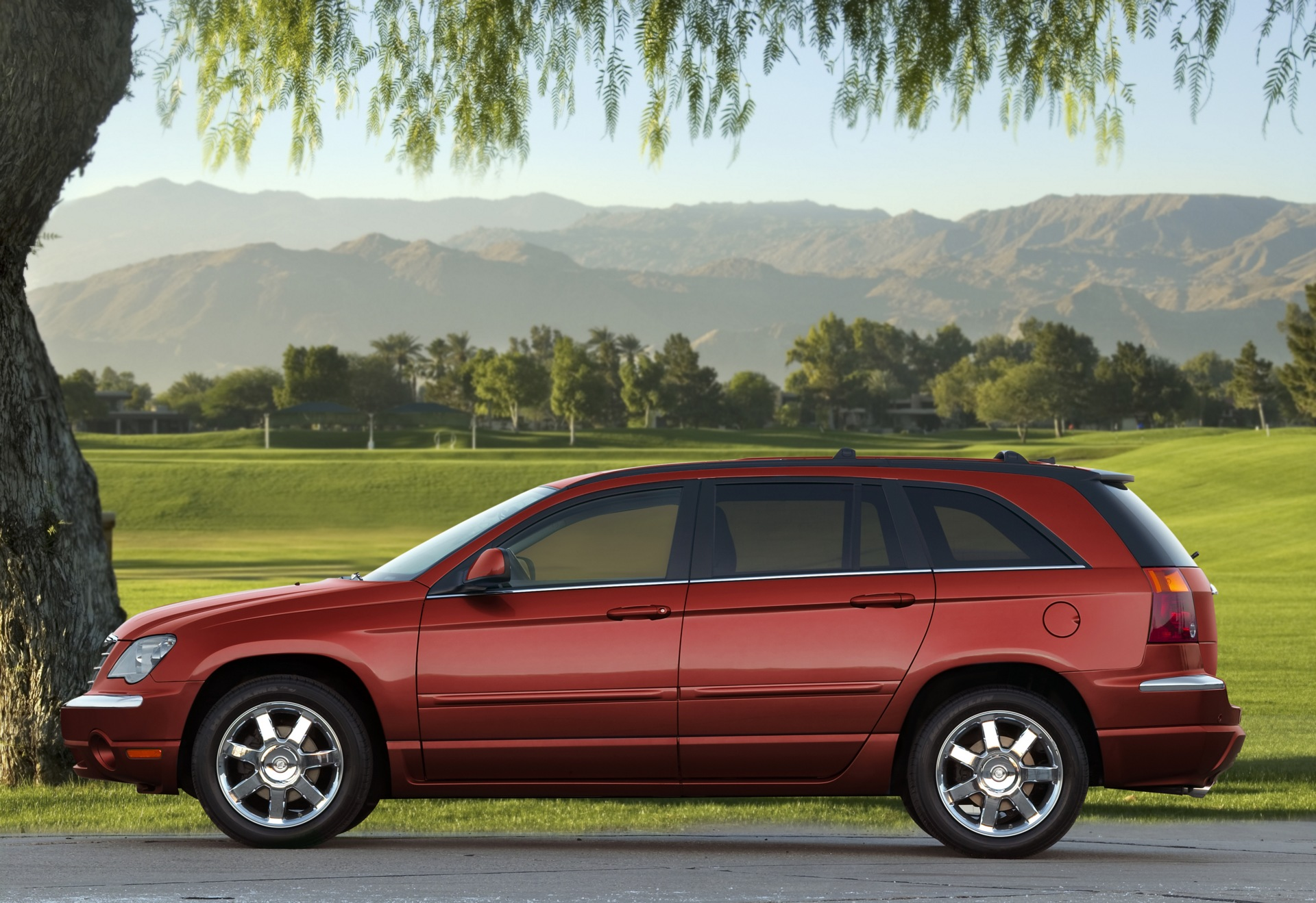 Lamborghini Suv Price >> 2008 Chrysler Pacifica News and Information