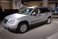 2007 Chrysler Pacifica image.