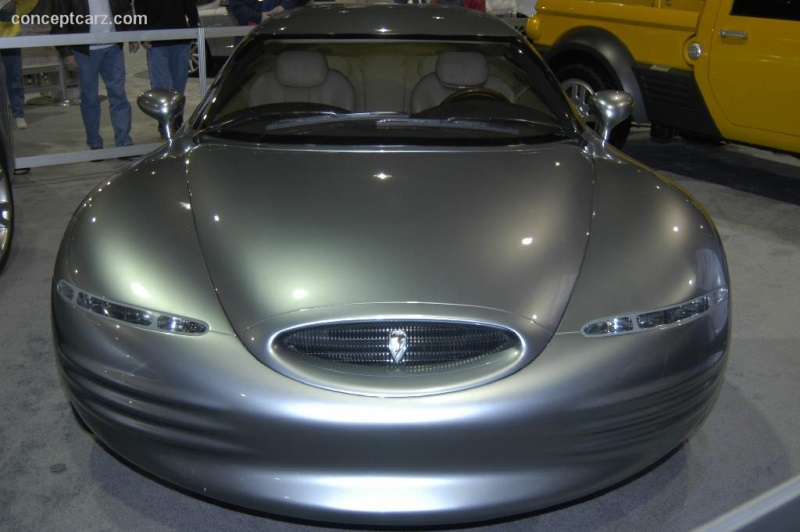 1993 Chrysler Thunderbolt Concept Image Photo 2 Of 16