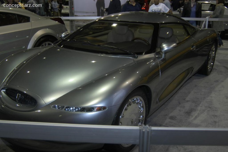 1993 Chrysler Thunderbolt Concept Image Photo 7 Of 16