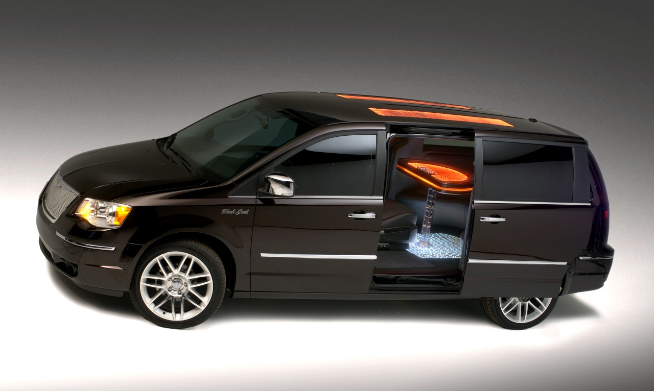 2007 Chrysler Town And Country Fuse Box Location