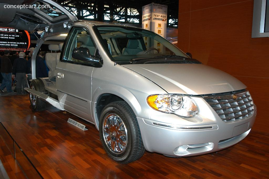 2006 Chrysler Town Amp Country Image Https Www