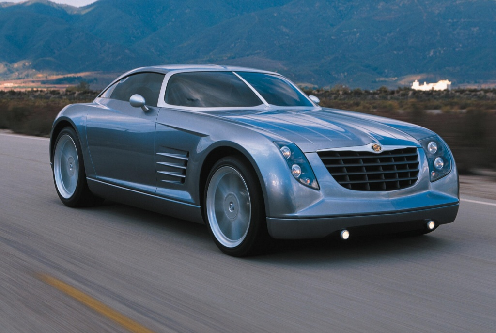 2001 Chrysler Crossfire Concept History Pictures Value
