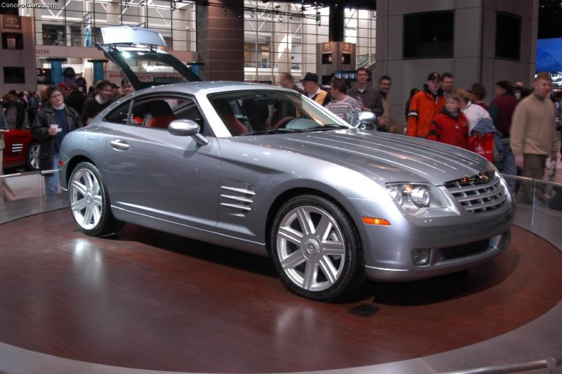 2001 Chrysler Crossfire Concept Image Photo 47 Of 97