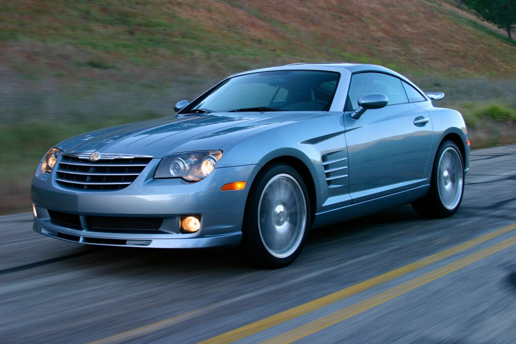 2001 Chrysler Crossfire Concept Image Photo 5 Of 97