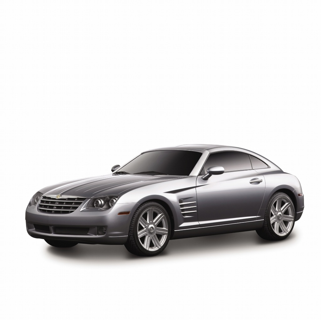 Auction Results And Sales Data For 2006 Chrysler Crossfire