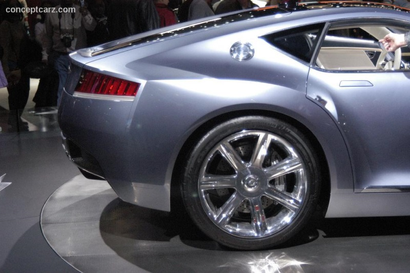 2005 Chrysler Firepower Concept