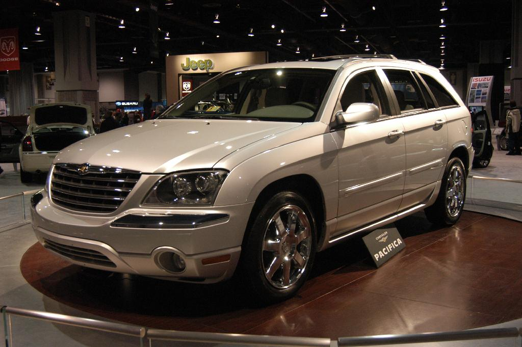2005 chrysler pacifica image. Black Bedroom Furniture Sets. Home Design Ideas
