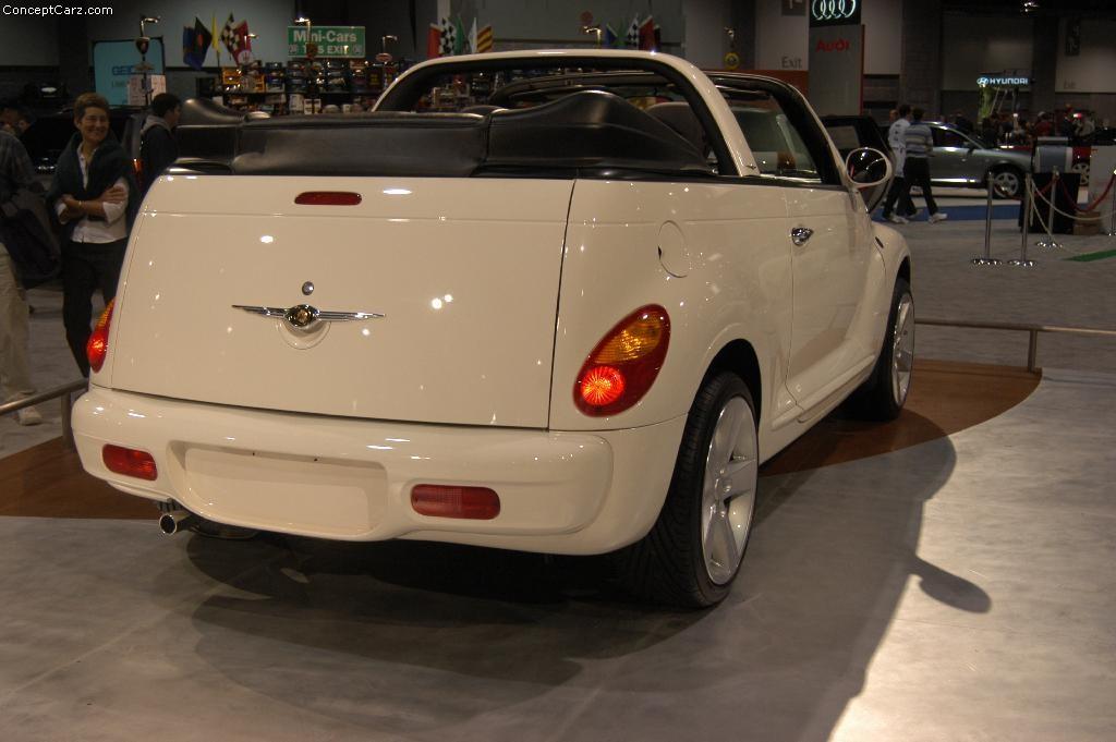 2001 Chrysler PT Cruiser Convertible Image Httpswww