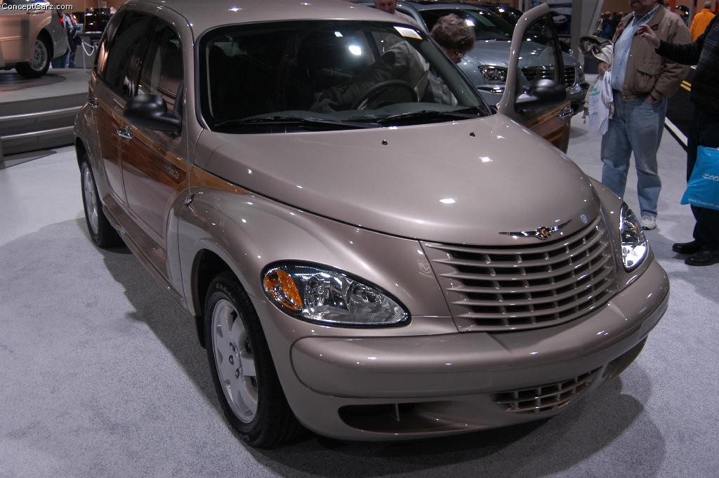 auction results and sales data for 2004 chrysler pt cruiser. Black Bedroom Furniture Sets. Home Design Ideas
