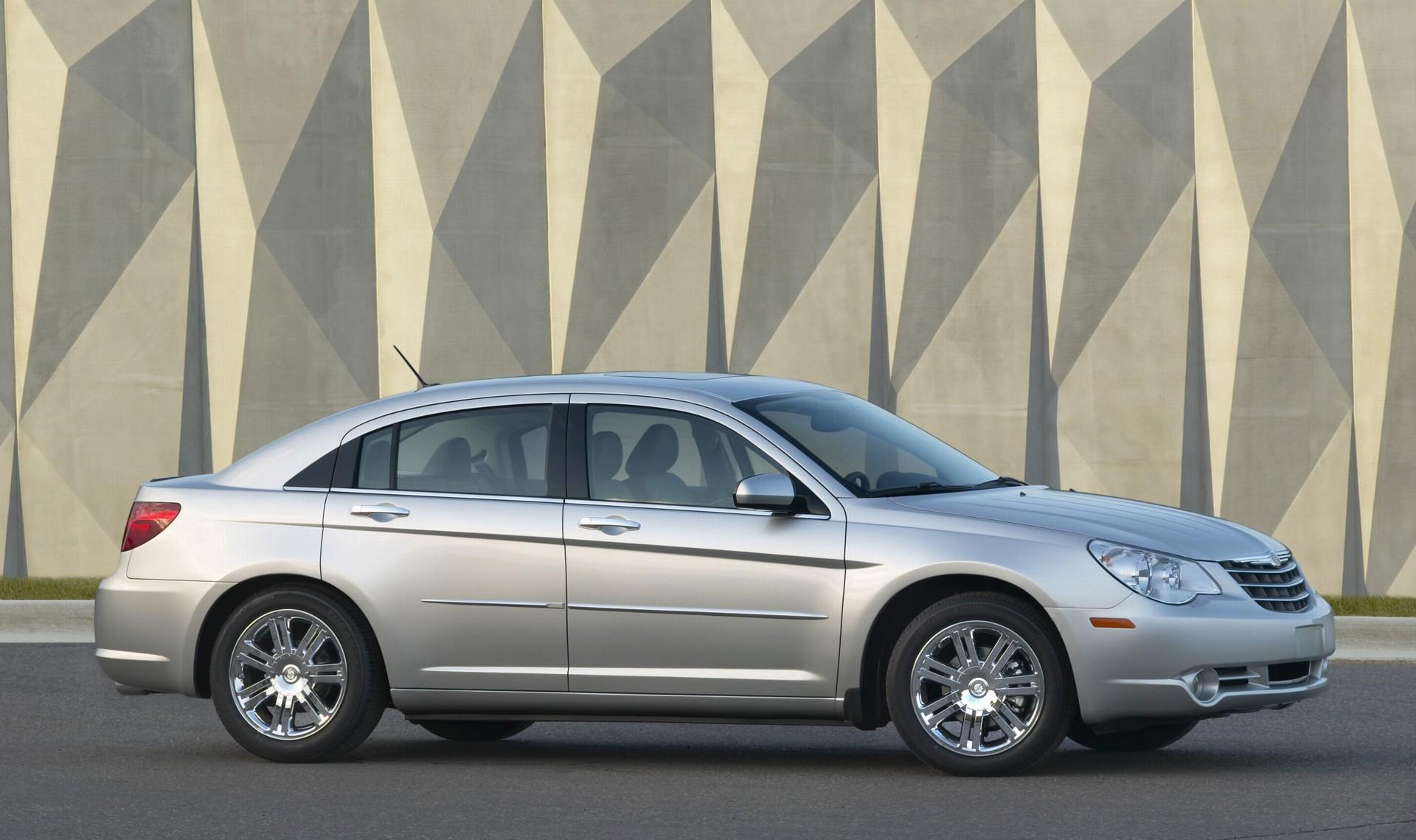 Chrysler Sebring Manu