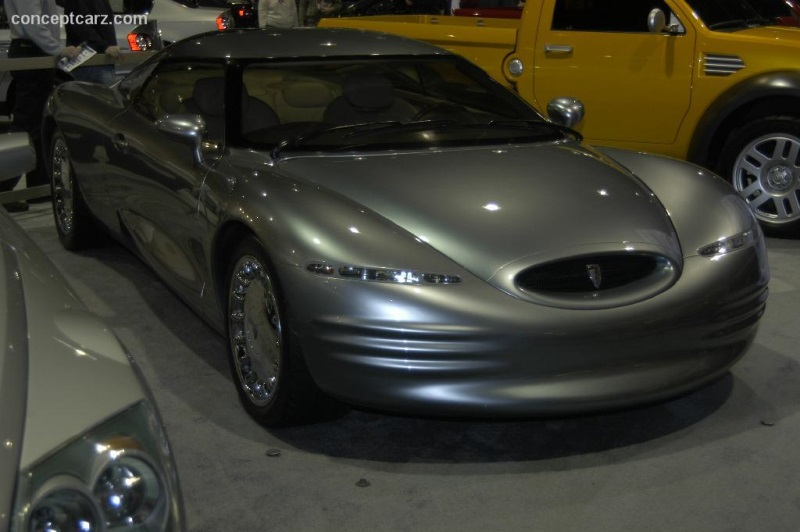 1993 Chrysler Thunderbolt Concept Image Photo 1 Of 16