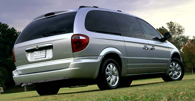 2007 Chrysler Town And Country Pictures  History  Value