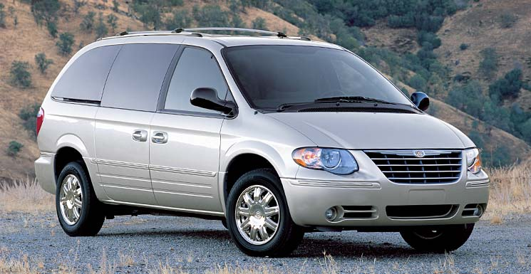 2007 chrysler town and country pictures history value research news. Black Bedroom Furniture Sets. Home Design Ideas