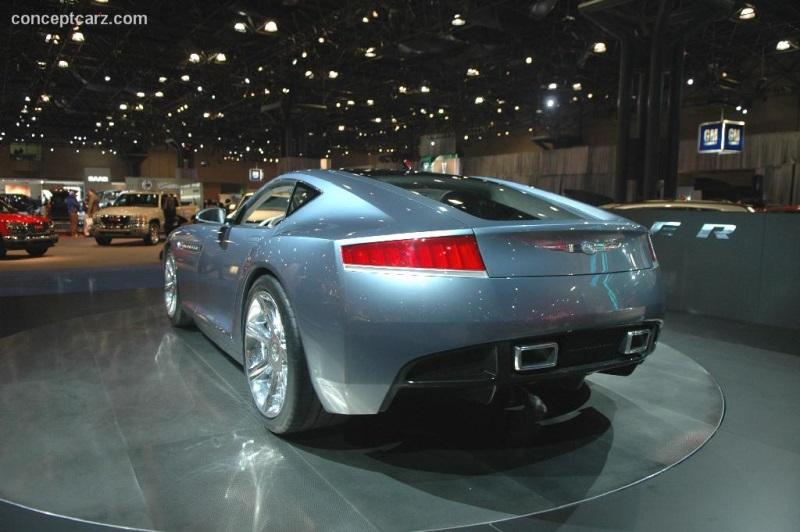 2005 Chrysler Firepower Concept