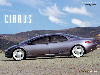 Popular 1992 Cirrus Concept Wallpaper