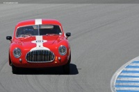 2B: 1947-55 GT and Sports Racing under 2500cc