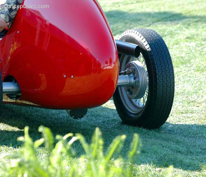 Race Cars (1946 - 1960)