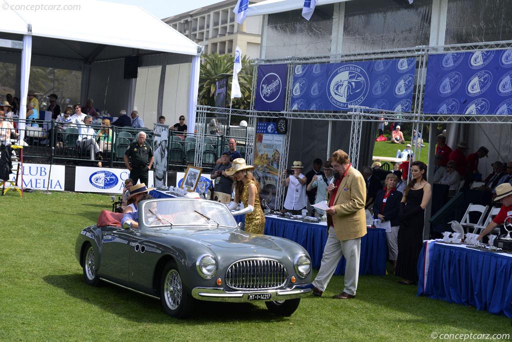 1952 Cisitalia 202