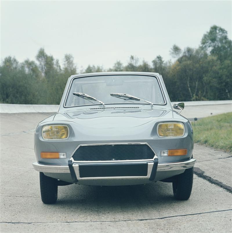 1970 Citroen M35 Prototype