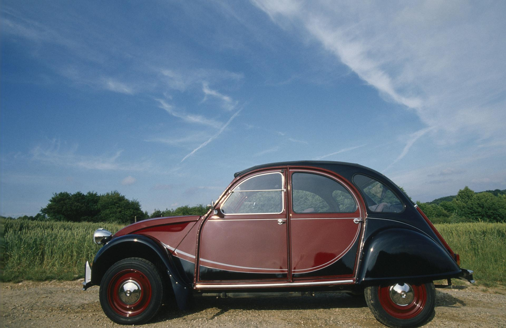 1983 citroen 2cv charleston pictures  history  value  research  news