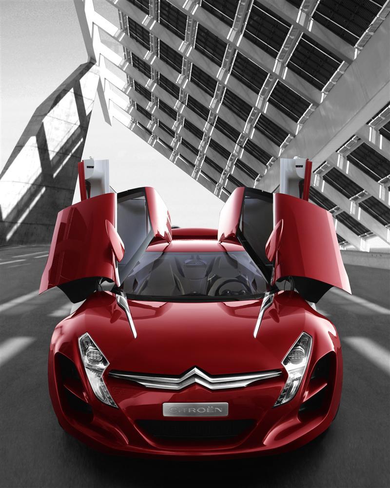 2007 Citroen C-Métisse Concept Image. Https://www