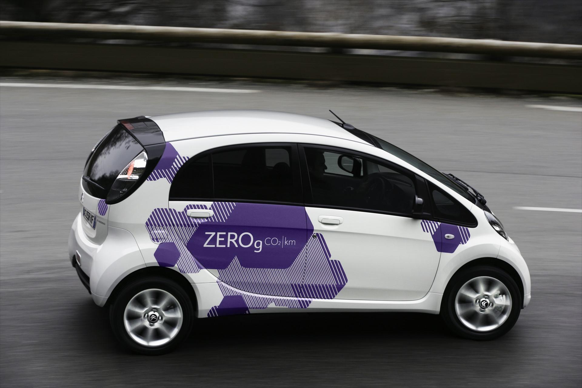 2009 Citroen C-Zero