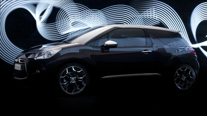 2009 Citroen Ds3 Inside Concept Images Conceptcarz
