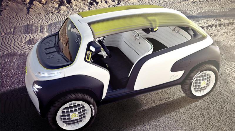 2010 Citroen Lacoste Concept Image Photo 13 Of 33