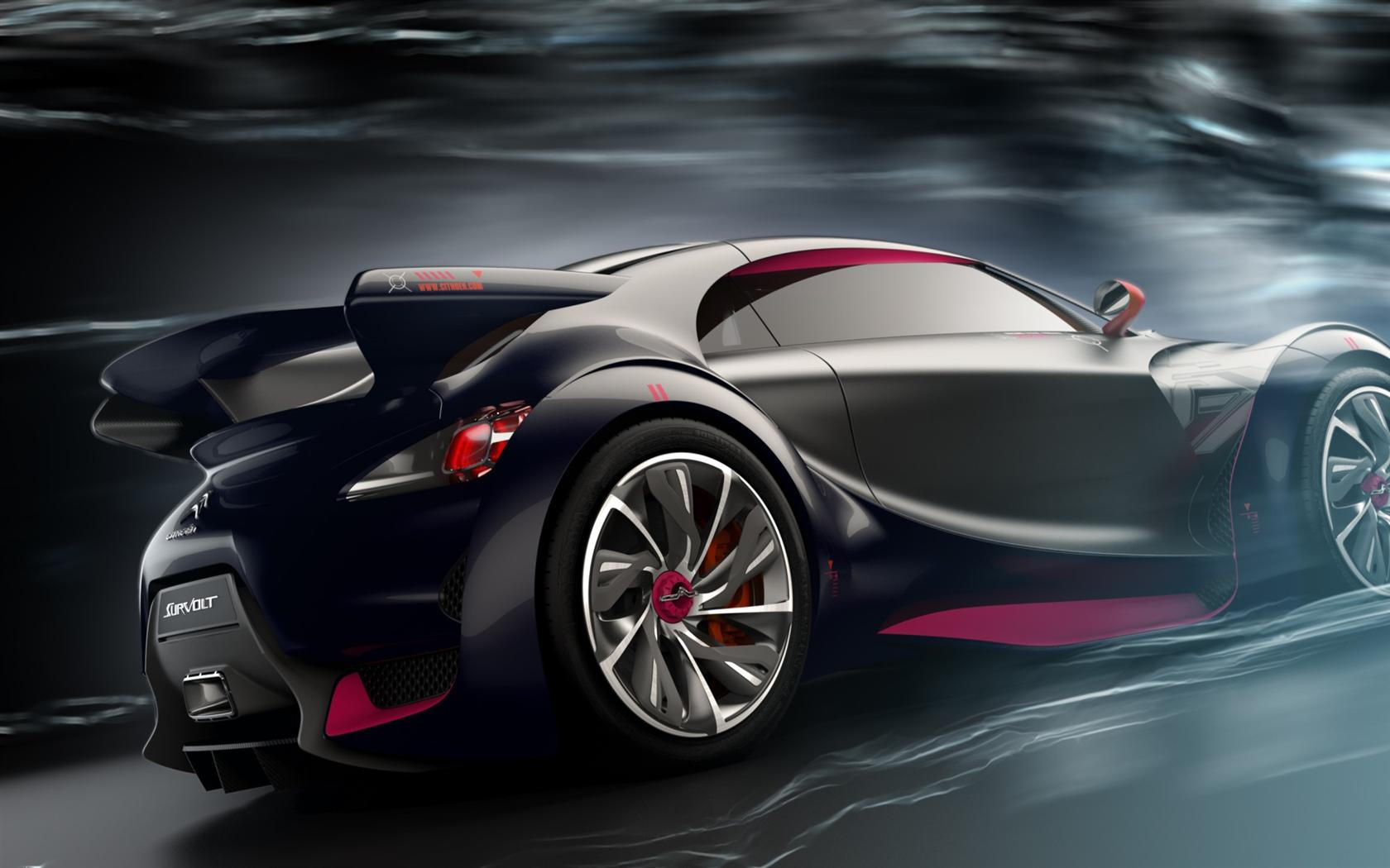 High Quality 2018 Citroen Survolt Concept Image Httpswww