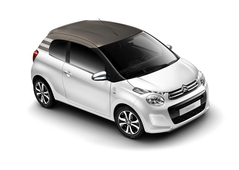 2015 Citroen C1 Image Photo 8 Of 13