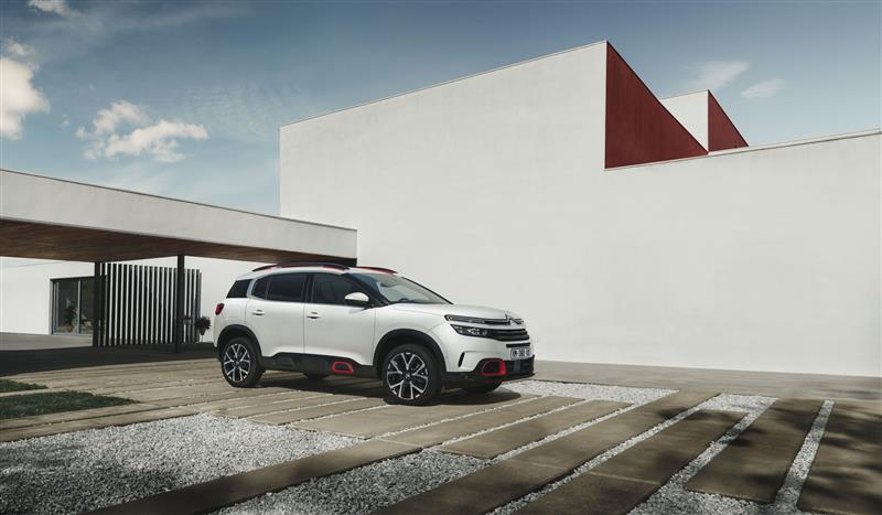 2018 Citroen C5 Aircross News and Information