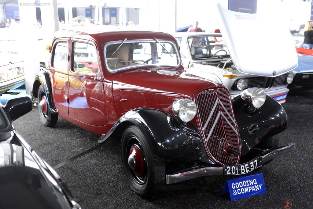 1937 Citroen 7C Traction Avant