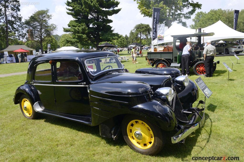 1938 Citroen Traction Avant
